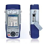 현장용 CATV, HFC 아나로그,디지털(QAM,8VSB)계측기 CX100+